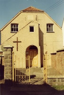 Bottesford street scenes - Primitive Methodist's Chapel