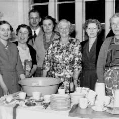 A Muston Mother's Union celebration