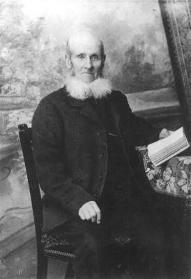 Robert Tinckler's portrait