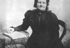Adeliza Tinkler's portrait