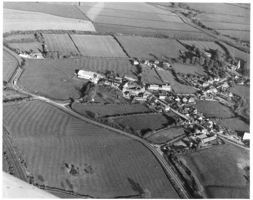 Muston from the air