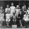 Muston school group picture 1940