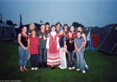 Bottesford Guides Poacher Camps - 2