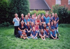 Bottesford Guides Poacher Camps - 3
