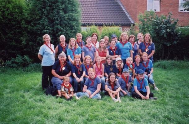 Bottesford Guides Poacher Camps - 3
