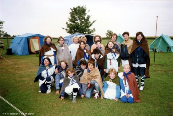 Bottesford Guides Poacher Camps - 7