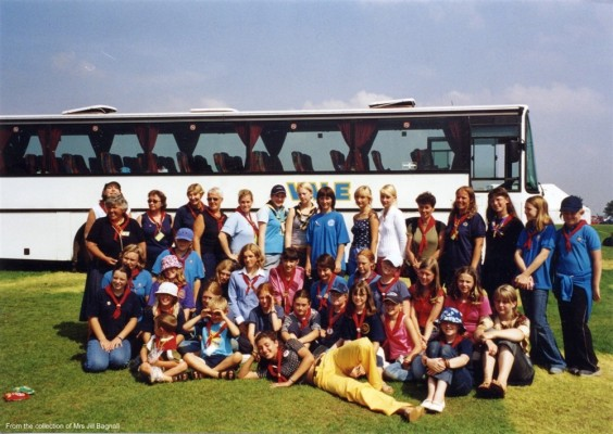 Bottesford Guides Poacher Camps - 8
