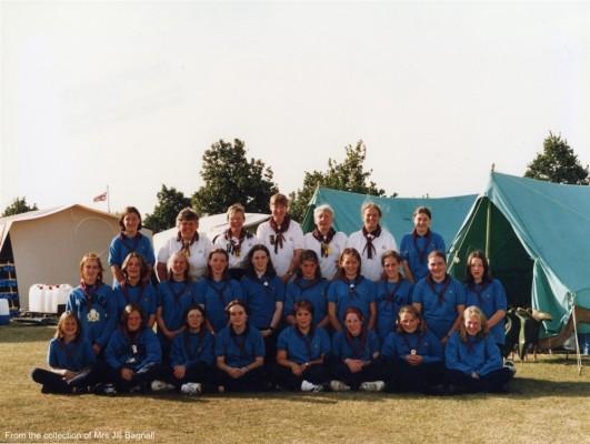 Bottesford Guides Poacher Camps - 10