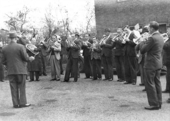 Band practice, Bingham