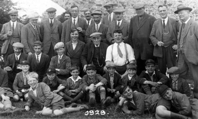 Bottesford Angling Club at Muston Bridge