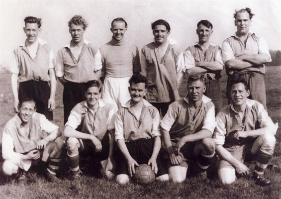 Bottesford Football Team, about 1960