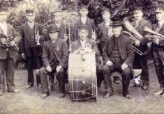 Bottesford Band, Coronation Celebrations, 1911