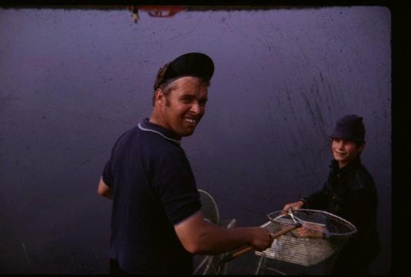 Angler Brian Cross