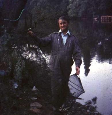 Bottesford angler the late John Bradshaw