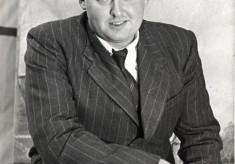 Bottesford Youth Club 1950s show: Frank Hallam