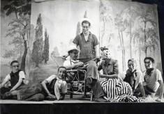 "Bottesford Youth Club 1950s show: ""Lazybones"""