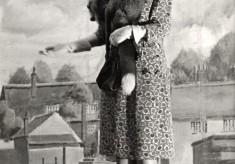 Bottesford Youth Club 1950s show: Sheila Mumby