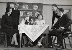 "Bottesford Youth Club 1950s show: ""The Dear Departed"""