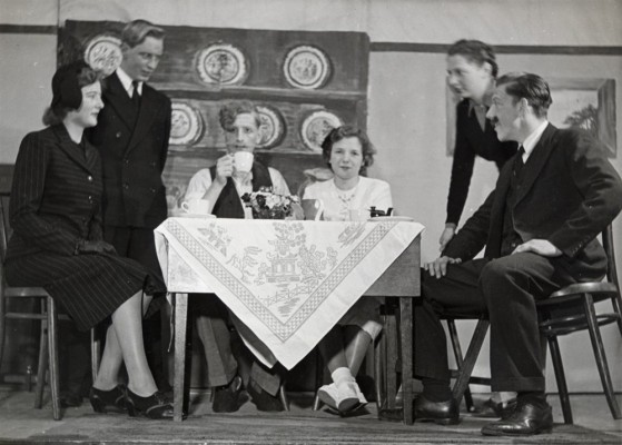 Bottesford Youth Club 1950s show: