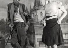 Bottesford Youth Club 1950s show: Stan Barratt and Ann Calcraft