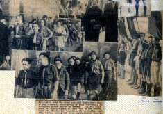 Jay Howitt's Scouts scrapbook cuttings - 14