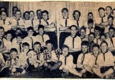 Jay Howitt's Scouts scrapbook cuttings - 19