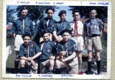 Jay Howitt's Scouts scrapbook cuttings - 42