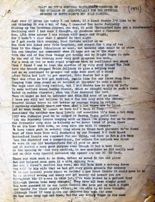 Jay Howitt's Scouts scrapbook cuttings - 47