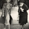 The Duchess of Rutland and Mrs Blackmore