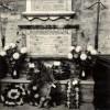 Bottesford WW2 war memorial