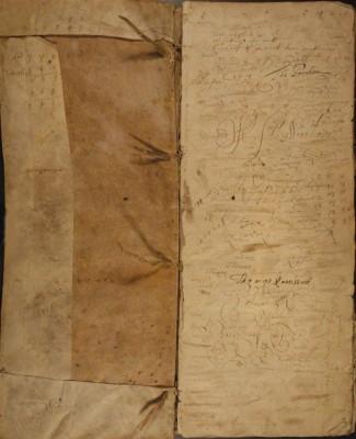Muston Overseers of the Poor Account 1665