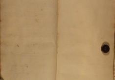 Muston Overseers of the Poor Account 1729