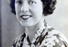 Portrait of Evelyn Mary Samuel