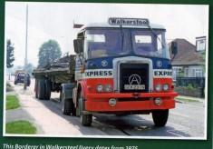 Borderer in Walkersteel livery