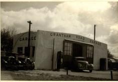 """""""Its own garage"""""""