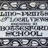 Lino-Prints of Local Views Executed in Bottesford School