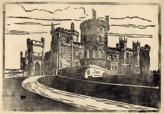 View of Belvoir Castle
