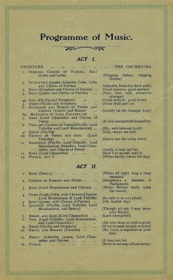 Bottesford Amateur Operatic Society - Iolanthe - page 10