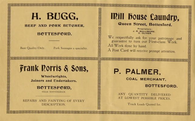 Bottesford Amateur Operatic Society - Pirates of Penzance - page 4