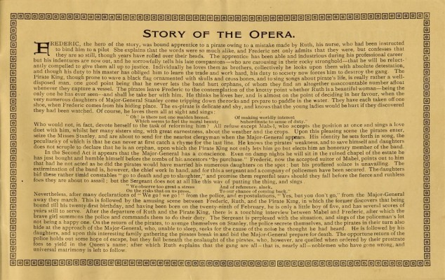 Bottesford Amateur Operatic Society - Pirates of Penzance - page 5