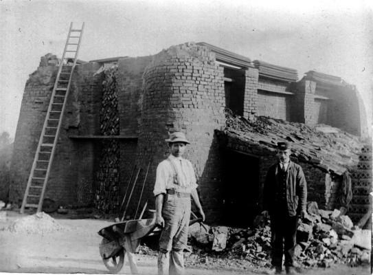 The Kiln at Bottesford Brickyard