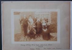 Asher family 1908 names