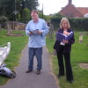 Poetry Pathways comes to Bottesford, 2007
