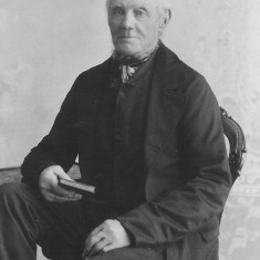 My great great great grandfather Robert Bray of Muston, born in 1796.