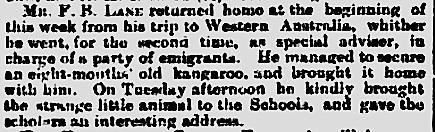 Grantham Journal, 6th June, 1908, p.5