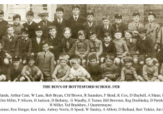 Bottesford school boys, 1928