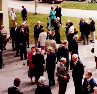 1995 RAAF reunion at Bottesford Airfield, Normanton