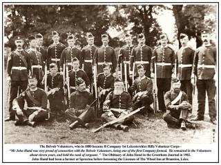 The Belvoir Volunteers