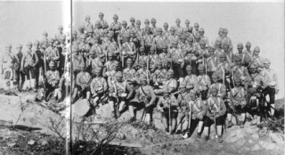 E Company, 2nd Battalion KOSB, with Chitral Relief Force