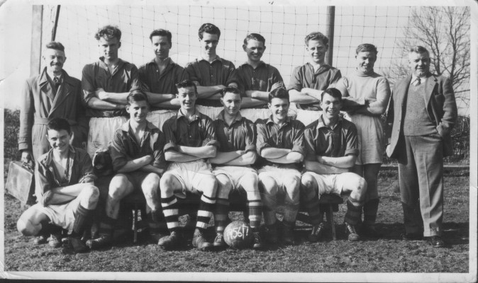 Bottesford F.C 19?? | Loaded to website by Ian Smith